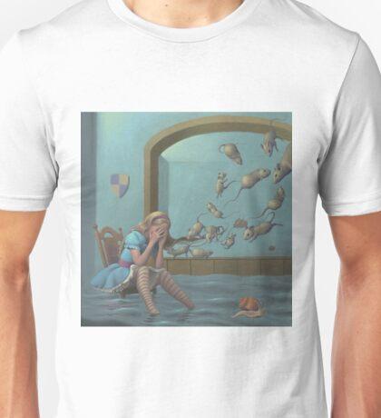 Alice's Pool of Tears Unisex T-Shirt
