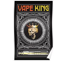 The Vape King Poster