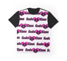 Koala Kisses #2 Pattern  Graphic T-Shirt