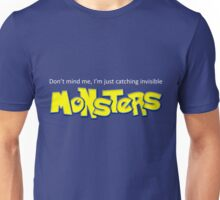 Monster Pokemon Unisex T-Shirt