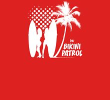 Funny Lifeguard Beach Flirt Surf Girls Bikini Patrol Unisex T-Shirt