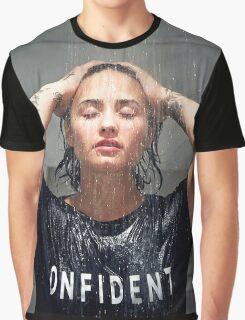 Demi Lovato Confident Graphic T-Shirt