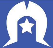 Torres Strait Islander Flag Sticker