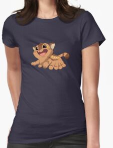 Kitty Bus Womens Fitted T-Shirt