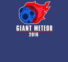 Giant Meteor Official 2016 (Straight) Womens Fitted T-Shirt