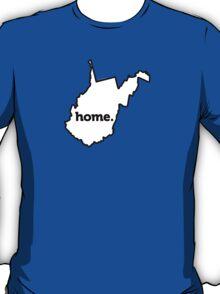 West Virginia. Home. T-Shirt