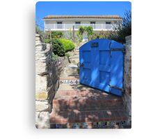 Monterey Gate Canvas Print