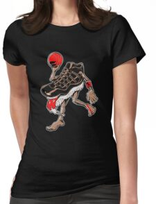 FLY KICKS Womens Fitted T-Shirt