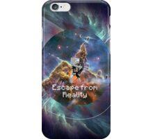 Skeleton space iPhone Case/Skin