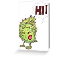 Buddy says: Greeting Card