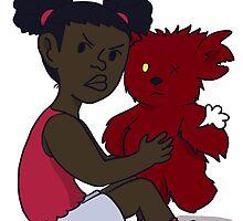 Beautiful Babies and Mental Teddies 2 by SurrealistDream