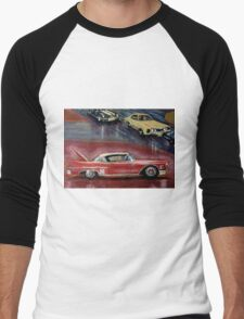 CADILLAC Men's Baseball ¾ T-Shirt