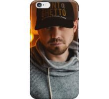 Young handsome man iPhone Case/Skin