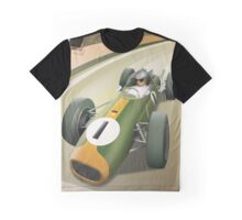 Jack Brabham Graphic T-Shirt