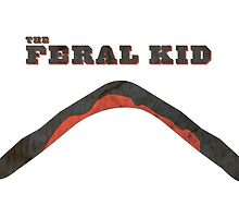 The Feral Kid by mfp4073