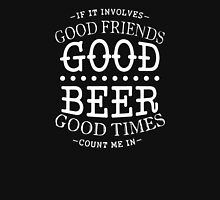 GOOD BEER Unisex T-Shirt