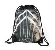 Classic Citroen Grid  Drawstring Bag