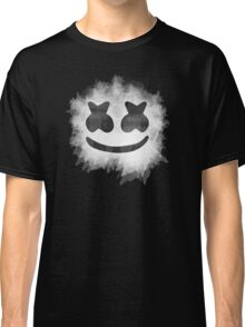 Marshmello Watercolor (Black) Classic T-Shirt