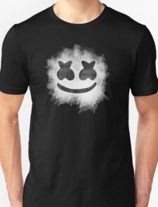 Marshmello Watercolor (Black) Unisex T-Shirt