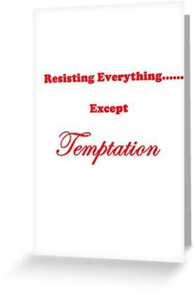 Except Temptation by CreativeEm