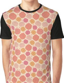 Romantic Roses Graphic T-Shirt