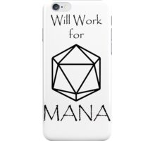 Mana iPhone Case/Skin