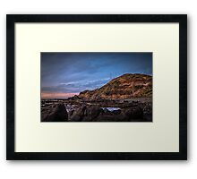 Cape Schanck with Lighthouse Framed Print