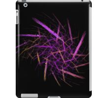 Purple abstraction. iPad Case/Skin
