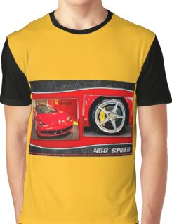 Spider car Graphic T-Shirt