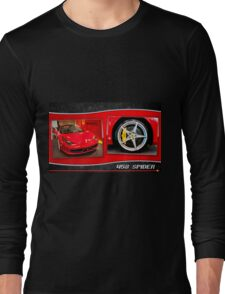 Spider car Long Sleeve T-Shirt