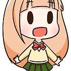 Tanaka-kun is always listless: Miyano by oricca