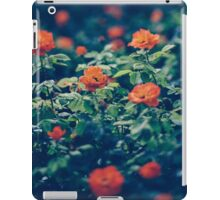 Moody Blooms iPad Case/Skin