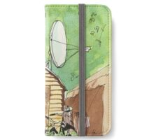 Cabin Fever iPhone Wallet/Case/Skin