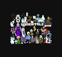 Undertale - Background Unisex T-Shirt