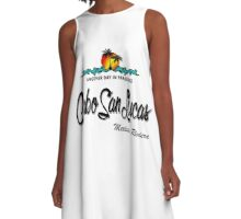 Cabo San Lucas A-Line Dress