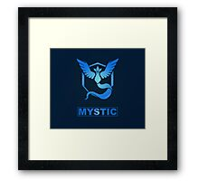 Pokemon Team Mystic Framed Print
