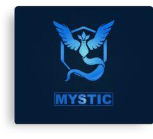 Pokemon Team Mystic Canvas Print