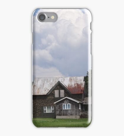 Typical Country Setting iPhone Case/Skin
