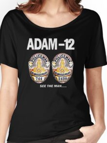 Adam-12 TV Series 70's Retro Women's Relaxed Fit T-Shirt