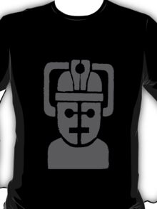 cyberman robot T-Shirt