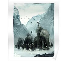 game of thrones giants Poster