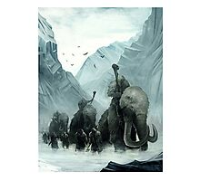 game of thrones giants Photographic Print