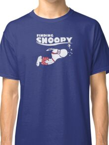 FINDING SNOOP Classic T-Shirt