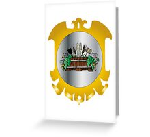 Guild of Brewers Greeting Card