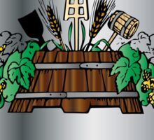 Guild of Brewers Sticker