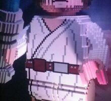 Lego - Luke Skywalker Sticker
