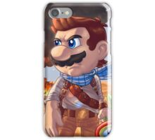 Mario X Uncharted 3 iPhone Case/Skin