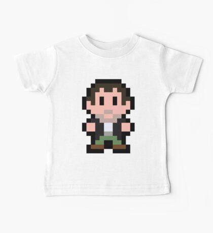 Pixel Frank West Baby Tee