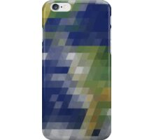 Pixelized Earth iPhone Case/Skin