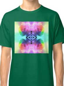 Psychedelic Rose Classic T-Shirt
